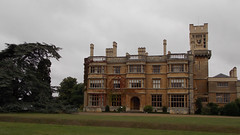 The Mansion House (Deb Simpkins) Tags: old autumn house building architecture nikon bedfordshire coolpix mansion warden themansionhouse 2013 oldwardenpark l810 bedfordshiresteamcountryfayre