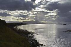 (geh2012) Tags: sea clouds islands iceland ísland sjór eyjar ský geh bjarnarhafnarfjall gunnareiríkur