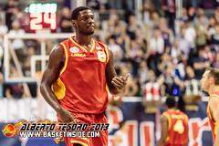 Sanders (BasketInside.com) Tags: italy biella bi 2014 2013 angelicobiella lauretanaforum legaduegold verolibasket