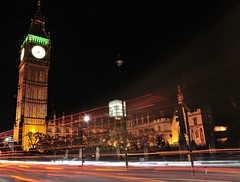 Parliament (Donald John MacAllister) Tags: longexposure urban london housesofparliament riverthames westminsterpalace 500px