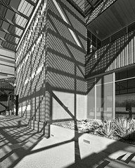 Gateway Shadows (ken mccown) Tags: arizona phoenix architecture modernism gatewaycommunitycollege smithgroupjjr