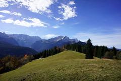 Garmisch-Partenkirchen mountain landscape