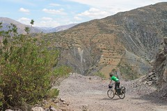 Descending to Anta and the Rio Pampas