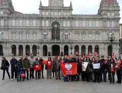 17.11.2013 #MarchaVida en La Corua (HazteOir.org) Tags: espaa ho dav inocentes sialavida noalaborto derechoavivir hazteoirorg marchavida abortocero