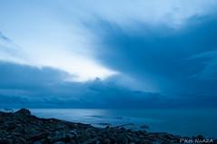 douceurs matinales (p'tite nad 2A) Tags: mer plage matin heurebleue fauta novembre2013