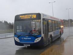 22888 - SP09 DOJ (Cammies Transport Photography) Tags: road man bus coach fife hilton via 300 alexander dennis stagecoach dunfermline enviro rosyth in 19a halbeath cowdenbeath 22888 pampr sp09doj