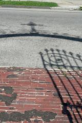 gate shadow