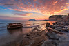 Cala Baladrar (Pepelahuerta) Tags: sea mar mediterraneo cielos atardeceres calas benissa leefilters paisales canon6d calabaladrar pepelahuerta ultrangulares canon1740ef