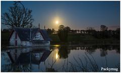 Moonrise TP52_3/52 (Packy_Maguire) Tags: moon twilight moonrise carton boathouse kildare ryeriver cartonboathouse