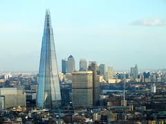 Shard and Guys Hospital (capitalKid) Tags: london skyline shard guyshospital theshard
