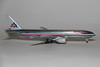 Herpa American Airlines 777 (Nickske D) Tags: scale airplane wings collection boeing americanairlines 777 1500 herpa