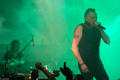 Suicide Commando @ Inferno (humb_lumi) Tags: brazil brasil club banda live suicide goth band inferno ao paulo so vivo commando ebm