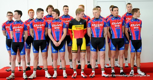 Ploegvoorstelling Davo Cycling Team (59)