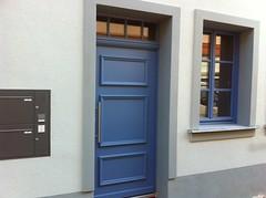 Haustür-Fenster-Denkmalschutz