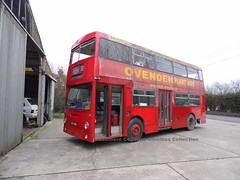 MLK550L (East Kent 7681) Tags: london transport fleetline dms mlk550l dms550 southerncountiesbuscollection