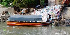 Boat (TheMegacitizen) Tags: cityscape manila makati guadalupe pasigriver megacity megacitizenscom