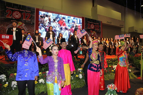 Majlis Jamuan Makan Malam Sempena Perhimpunan Agung UMNO.