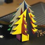 """SAPIN DE NOEL EN RELIEF – sliceform <a style=""""margin-left:10px; font-size:0.8em;"""" href=""""http://www.flickr.com/photos/122771498@N03/13820259245/"""" target=""""_blank"""">@flickr</a>"""