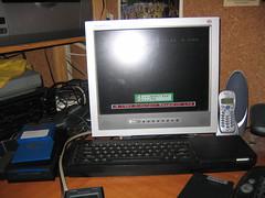 QL Start up screen (gcallard) Tags: screen startup sinclair ql sinclairstuff1