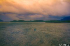 Gone Fishen' (HSS) (buffdawgus) Tags: ocean cruise sea summer seascape alaska clouds landscape evening cruising pacificocean fishingboat innerpassage canon7d canon1585mmusmis lightroom5 topazsw