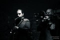 Metissound (Iliyan Yankov) Tags: italy musician music club night play song live band sound bologna ban arteria metissound