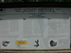 Sentiero Ressel