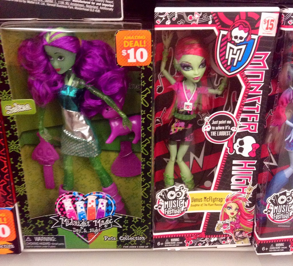 A Complete Collection List of all Monster High Doll