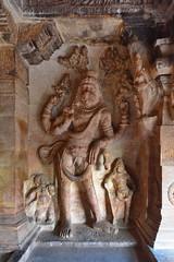 India - Karnataka - Badami Caves - 080 (asienman) Tags: india architecture caves karnataka badami chalukyas vatapi asienmanphotography