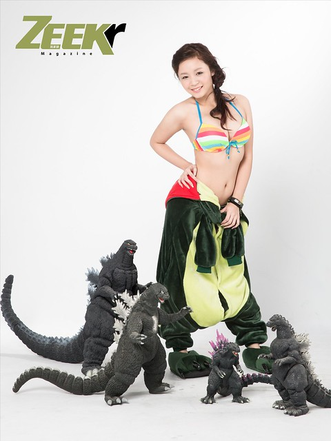 ZEEK Girl-恐龍戰隊4
