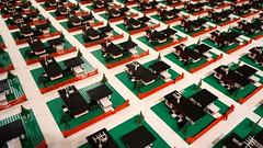 Lego Suburbanism by Douglas Coupland (planted city) Tags: urban toronto canada art vancouver creativity design realestate lego britishcolumbia suburbia cities suburbs sprawl urbanism douglascoupland suburbanization patternbookhouses