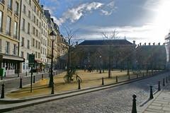 Paris (spideysmom1) Tags: paris france morninglight placedauphine