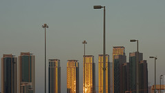 No name (engine9.ru) Tags: sunset sky buildings low ngc uae abudhabi abu dhabi koyaanisqatsi