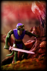 Masters of the Universe Classics - Lizard Man (Ed Speir IV) Tags: man guy classic monster toy toys actionfigure ally ray fighter action good reptile tail cartoon retro diamond lizard fantasy hero classics figure dio scifi masters universe creature figures motu mattel diorama heroic heman skeletor disappearance mastersoftheuniverse goodguy lizardman filmation motuc diamondrayofdisappearance