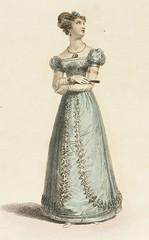 Fashion Plate (Dinner Dress) LACMA M.83.161.232