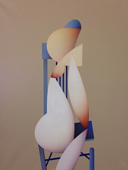 LABAD - Silla Azul - 2007 - 130x97cm