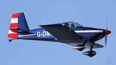 Vans RV-7 G-OMPH Lee on Solent Airfield 2015 (SupaSmokey) Tags: lee solent vans airfield rv7 2015 gomph
