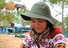 Woman on loom (grapeman) Tags: canon vietnam da mtn lang lat loom biang 7dmk2