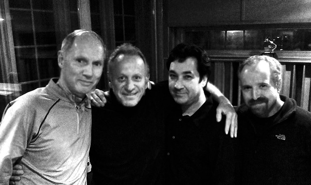 Premik with Will Ackerman, Lawrence Blatt & Tom Eaton @ Imaginary Roads Studio, 11/14/2014