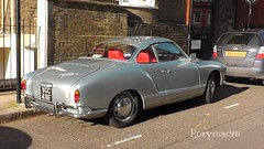 Volkswagen Karmann Ghia (Rorymacve Part II) Tags: auto road bus heritage cars sports car truck volkswagen automobile estate transport historic motor saloon compact karmannghia roadster motorvehicle volkswagenkarmannghia worldcars