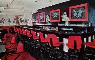 Polo Bar, Westbury Hotel, New York NY