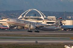 Etihad Airways Boeing 777-200LR A6-LRA (jbp274) Tags: airport airplanes boeing lax 777 ey etihad klax