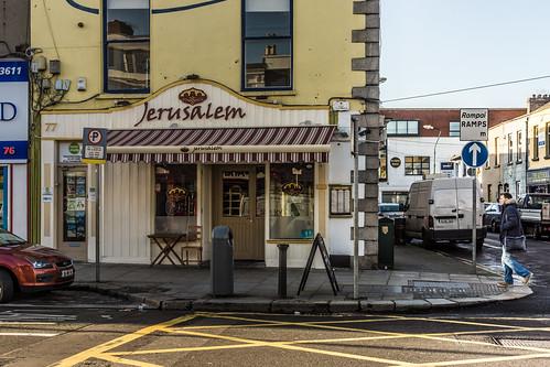 restaurant sony jerusalem camdenstreet williammurphy streetsofdublin infomatique streetsofireland nex7 77camdenstreet