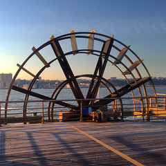 Pier 67 Waterwheel NYC (ALEXMTZPHOTOS) Tags: new york city highlights