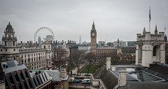 A room with a view (erase) Tags: london londoneye parliament bigben shard nikon24mmf28
