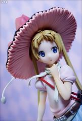 Magic girl (gwennan) Tags: anime color macro cute colors japan closeup toy figure limited figures exclusive pvc sanae jfigure kyotoanimation chuunibyou chuunibyoudemokoigashitai dekomorisanae dekomori