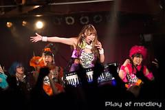 Gacharic Spin (2016.04.02) (angela.azzarone) Tags: rock japan canon tokyo photo concert live gig shibuya pop concertphotography jpop livehouse  japanesepop concertphoto livephotography livephoto girlsband    5d3 chelseahotel 5dmarkiii gacharicspin 5dmark3 shibuyachelseahotel