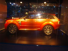 IMGP0304 (JoRoSm) Tags: auto show uk cars 2004 rover land concept landrover range rangerover coupe motorshow nec
