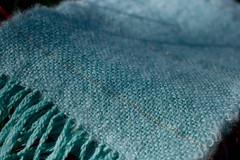charpe tisse (Libellune) Tags: scarf handwoven libellune