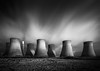 keep the home fires burning (vulture labs) Tags: longexposure station industrial power ratcliffe towers steam workshop chimneys cooling vulturelabs