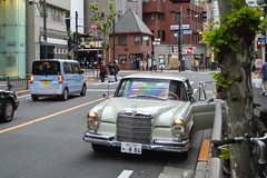 2016_05_Japon_Mercedes_250SE_1_1 (Daawheel) Tags: cars japan mercedes 250se worldcars carsinjapan